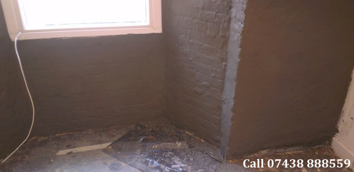 Damp Proofing in Carlisle