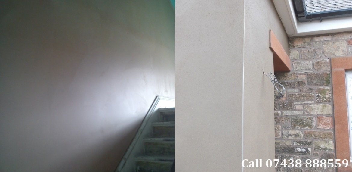 Internal and External Plastering in Carlisle, Cumbria